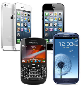 new and used Mobile Phones